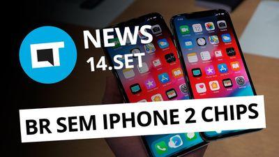 Brasil não suporta ao e-SIM do iPhone; Cocielo deve pagar R$ 7 milhões [CT News]