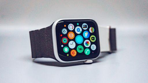 Como tirar print da tela do Apple Watch