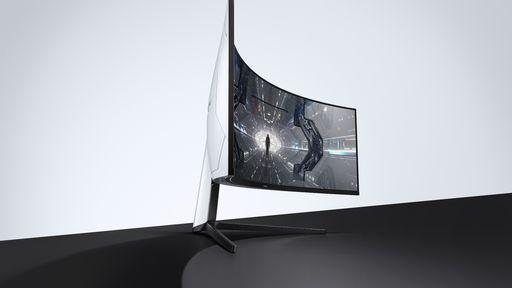Samsung Odyssey Neo G9 chega neste mês como 1º monitor da marca com tela MiniLED