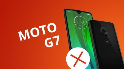 5 motivos para NÃO comprar o Moto G7