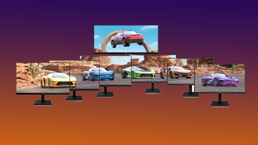HP anuncia sete novos monitores de baixo custo com taxa de atualização de 165 Hz