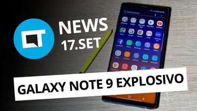 Razer Phone 2 em outubro; TV da OnePlus; Galaxy Note 9 explode e+ [CT News]