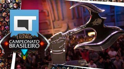 Cobertura: Campeonato Brasileiro de League of Legends - Primeiro dia