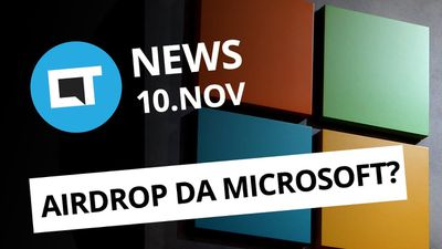 Windows 10 vai copiar o AirDrop da Apple; Nova trilogia de Star Wars e+[CT News]