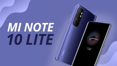 "Mi Note 10 Lite: afinal, o que significa ""Lite""? [UNBOXING]"