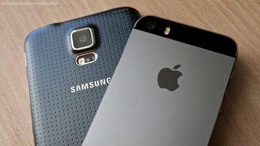 Após seis anos, disputa de design entre Apple e Samsung será julgada nesta terça