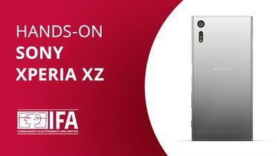 Xperia XZ: conheça o novo top de linha da Sony [Hands-on IFA 2016]