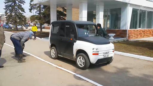 Conheça o Zetta, carro elétrico russo que custará apenas R$ 40 mil