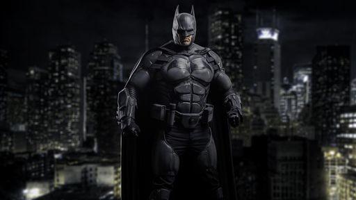 Fã entra para o Guinness por criar o cosplay de Batman mais complexo