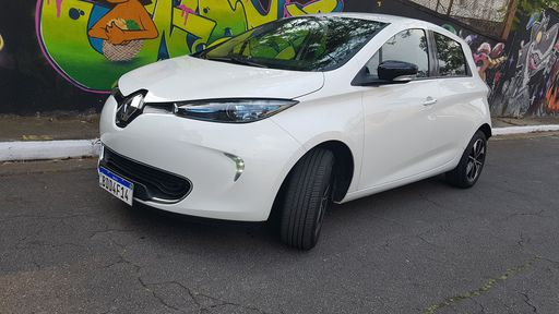 Análise | Renault Zoe é eficiente, mas o mais comum dos carros elétricos
