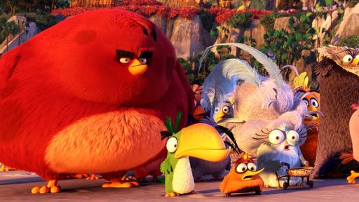 Rovio já está planejando sequência para filme de Angry Birds