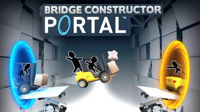 Próximo game da série Portal será um simulador de construção de pontes