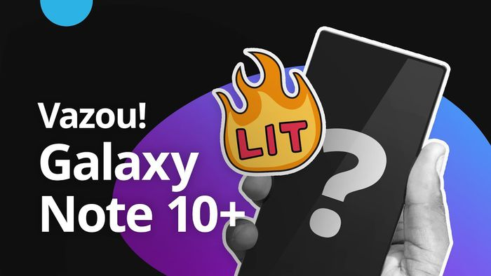 Vazou o Samsung Galaxy Note 10+ [CT News]