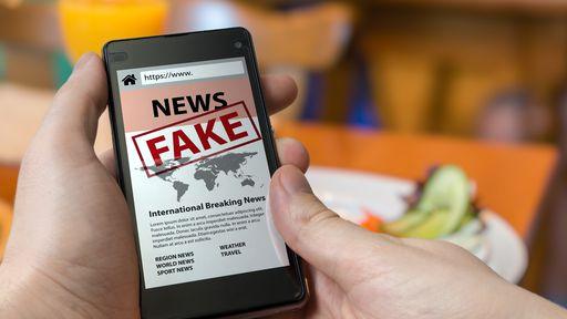 Mais de metade dos brasileiros já compartilharam fake news sem saber