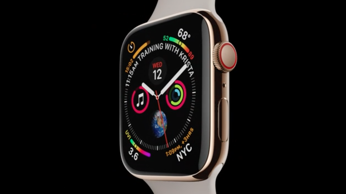 c15b3be504e Apple revela o preço do Watch Series 4 no Brasil - Smartwatch