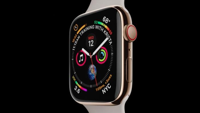 969c5e2c58a UNBOXING  Apple Watch Series 4 - Vídeos - Canaltech