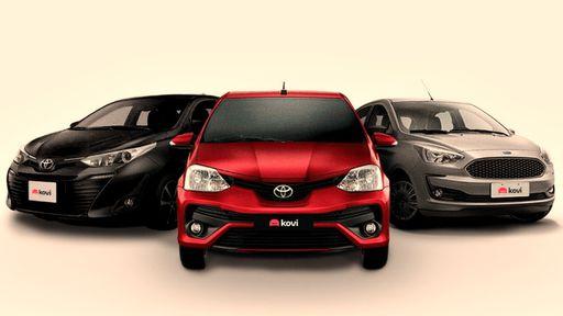 Locadora de carros para motoristas de app Kovi recebe aporte de R$ 500 milhões