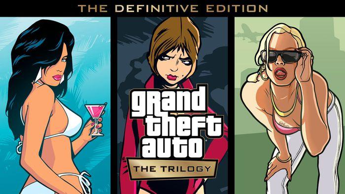 GTA Trilogy chega em novembro por até R$ 320