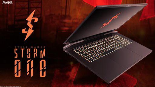 Avell vai lançar notebook com GeForce RTX 3060 no Brasil