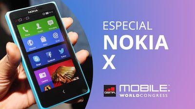 Nokia X, aparelhos da finlandesa que rodam o Android [Hands-on | MWC 2014]