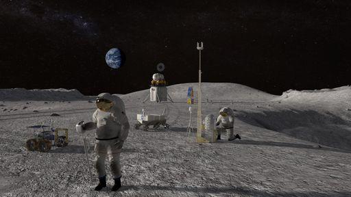 Documento da NASA revela mudanças no programa lunar Artemis
