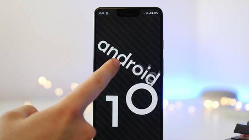 Android 10 chega a mais dispositivos da Samsung: Galaxy A6+ e A10s