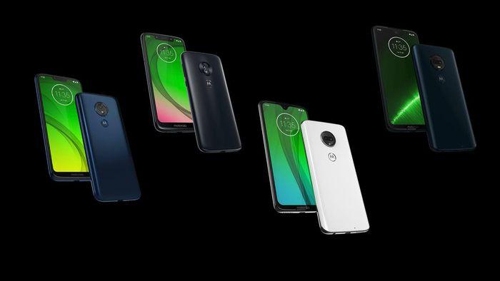 PROMOÇÃO   Família Moto G7 de smartphones por menos de R$ 490 na Americanas