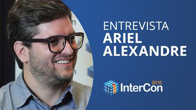 Você se lembra do Videolog? - Ariel Alexandre, Reminds/ex-Videolog [Intercon 201
