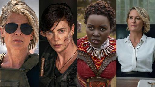 As 15 mulheres mais poderosas da ficção