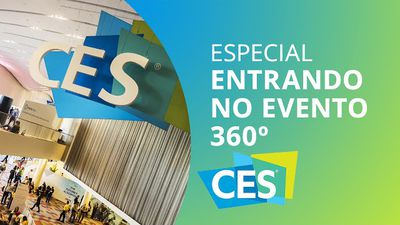 Entrando no maior evento tech do mundo [360º | CES 2016]