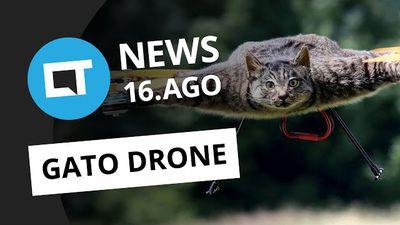 Novo Samsung Gear S3, games de Atari, maluquices com drones e + [CTNews]