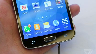 Galaxy S5 mini pode estar sendo desenvolvido