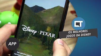 Os melhores jogos da Disney [Dica de App]