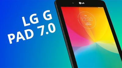 LG G Pad 7.0: um tablet básico, mas que não decepciona [Análise]
