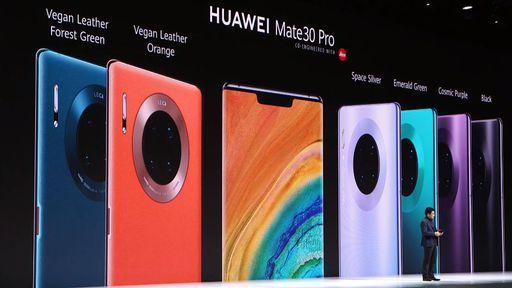Huawei Mate 30 Pro supera Samsung Galaxy Note 10+ em teste de câmeras; confira