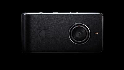 Kodak lança o Ektra, seu smartphone Android que mais parece uma analógica