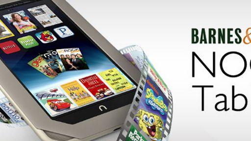 Rumor: Barnes & Noble estaria trabalhando em um novo Nook Tablet