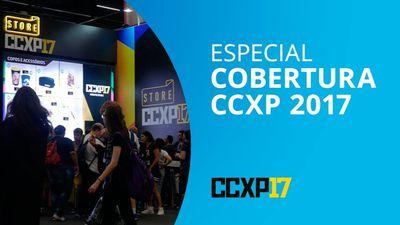 10 coisas legais para fazer na CCXP 2017