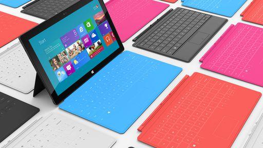 Relatório oficial da Microsoft confirma Surface para o dia 26 de outubro