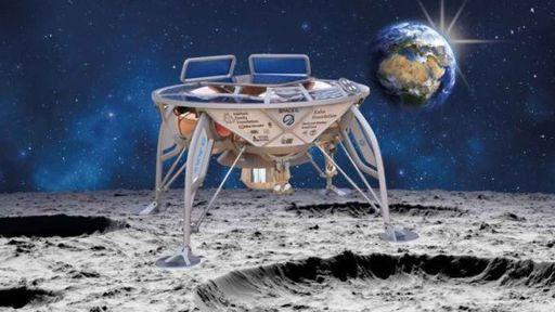 SpaceIL revela que falha técnica no motor causou colisão da Beresheet com a Lua