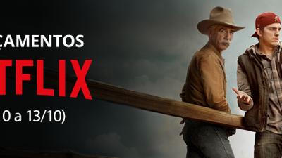 Netflix: confira os lançamentos da semana (07/10 a 13/10)
