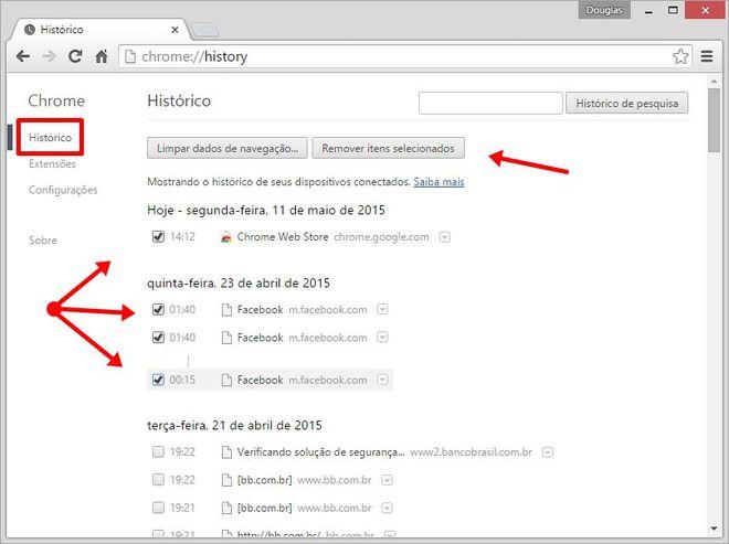 Como usar o Google Chrome