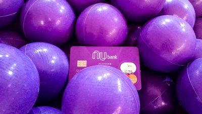 Nubank capta R$ 250 milhões para securitização de recebíveis do seu cartão
