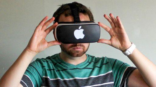 Estaria a Apple trabalhando em um headset de Realidade Aumentada?