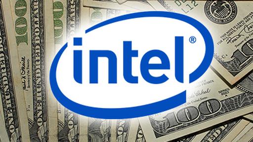 Intel anuncia faturamento de US$ 13,5 bilhões no primeiro trimestre