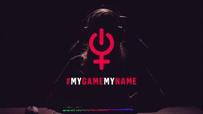 Iniciativa #MyNameMyGame combate abuso e opressão às mulheres gamers