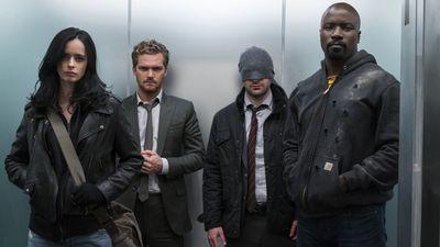 """Netflix, categórica, sobre cancelar séries da Marvel: """"A decisão é nossa"""""""
