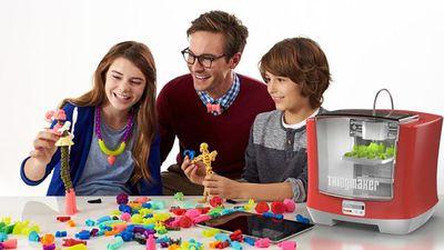 Mattel lança impressora 3D de US$ 300 que fabrica brinquedos em casa
