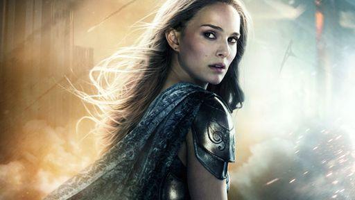 Natalie Portman está oficialmente fora de 'Thor: Ragnarok'