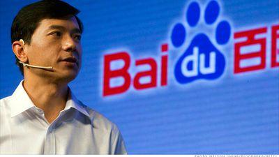 Cofundador do Baidu é investigado por viagem em carro autônomo